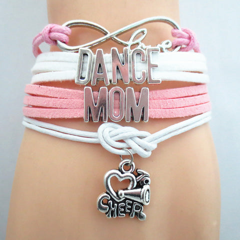 Infinity Love Dance Mom Bracelet BOGO