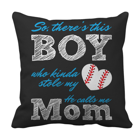 Limited Edition - So, There's this Boy who kinda stole my heart. He calls me Mom (baseball)