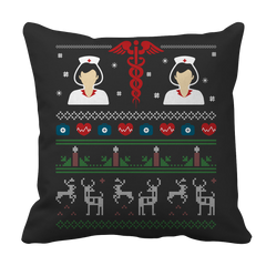 Limited Edition - Ugly Nurse Pillow Case Symbol