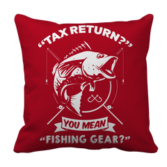 Limited Edition - Tax Return-Fishing