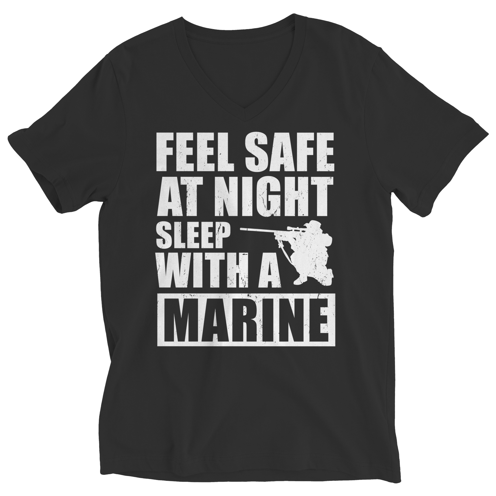 Limited Edition - Feel safe at night sleep with a Marine