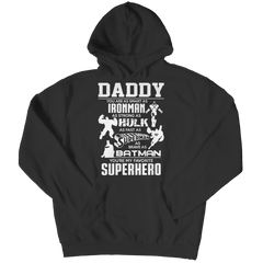 Limited Edition - Daddy You're As Smart As Ironman Tee Shirt