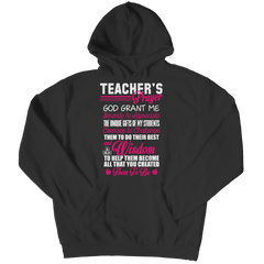 Teacher's Prayer Tee Shirt