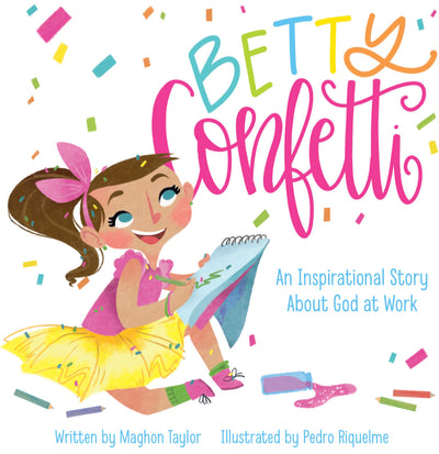 Introducing Betty Confetti