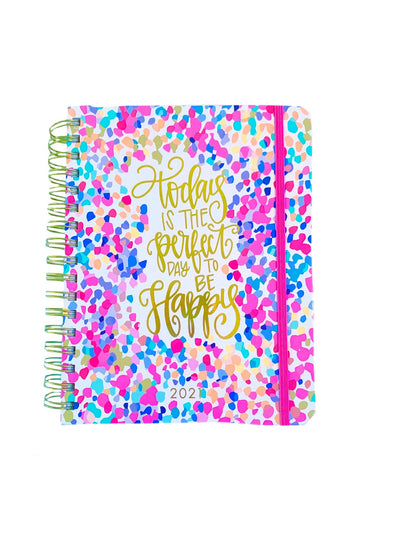 All She Wrote Notes made a PLANNER