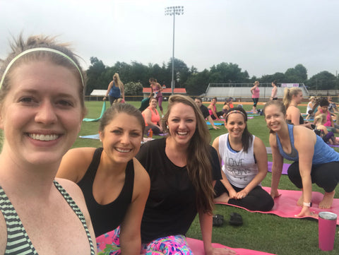 yoga at burlington royals