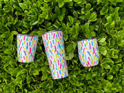 Confetti Caus® Steel Tumbler Collection