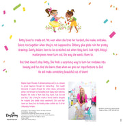 Betty Confetti Book - Autographed Copy