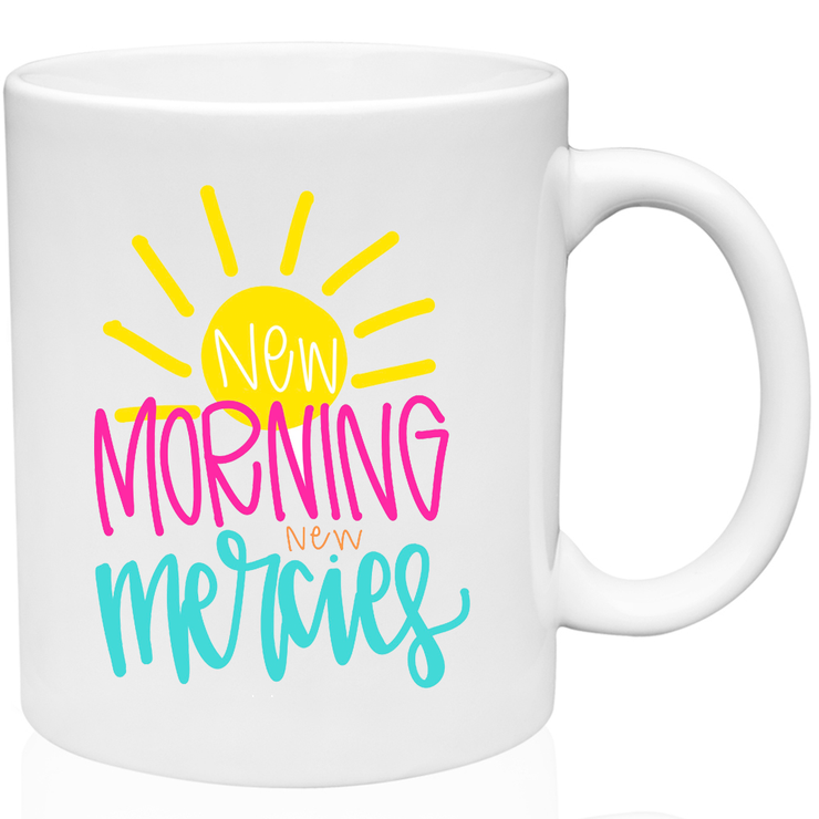Mug - New Morning New Mercies