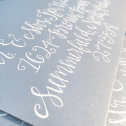 Envelope Addressing for your Celebration