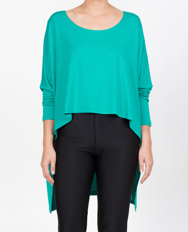 Christy Box T - Teal
