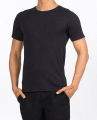 George Crew-Neck - Black