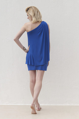 Kayla Dress - Blue