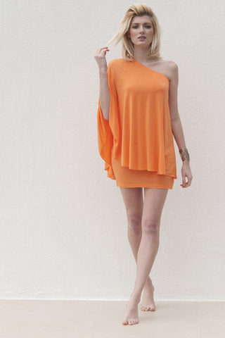 Kayla Dress - Orange