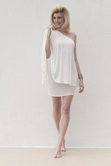 Kayla Dress - White