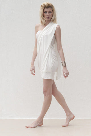 Milly Dress - White