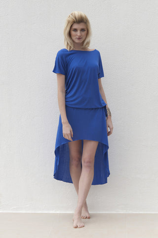 Molly Dress - Blue