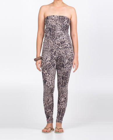 Om Leggings - Leopard