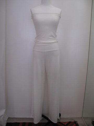 Yuda Pants - White