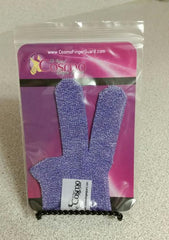 NEW Ladies PURPLE Cosmo Finger Guard FREE S&H