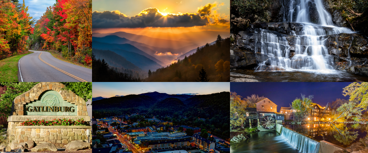Best Mountain Getaways - Gatlinburg, TN | The Cabin Shack