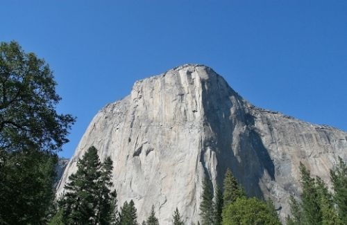 El Capitan in Yosemite National Park | The Cabin shack
