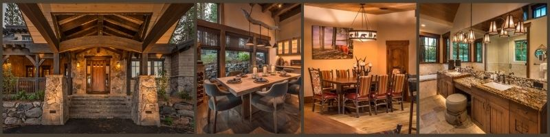 Rustic Light Fixtures and Cabin Lighting | The Cabin Shack