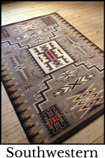 Southwestern Rugs and Southwest Area Rugs | The Cabin Shack