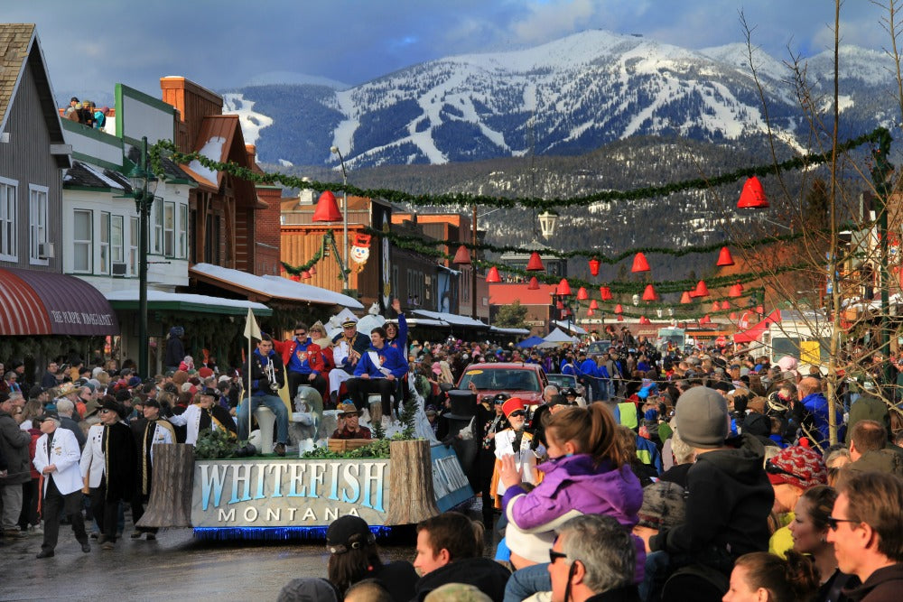 Whitefish Montana Downtown | The cabin Shack