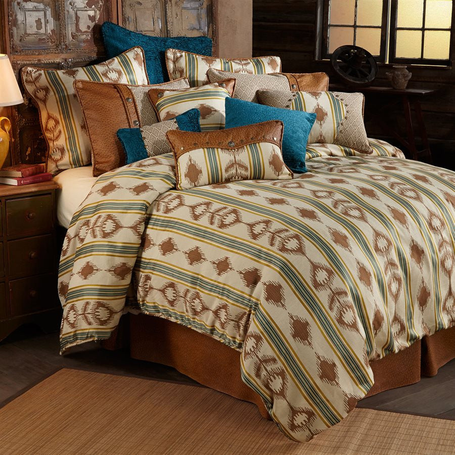 Pueblo Rustic Bedding Collection | The Cabin Shack