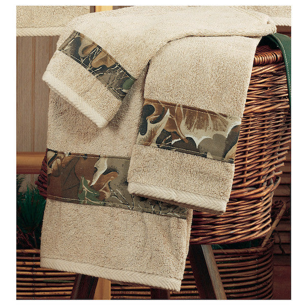 Realtree Advantage Towel Set | The Cabin Shack