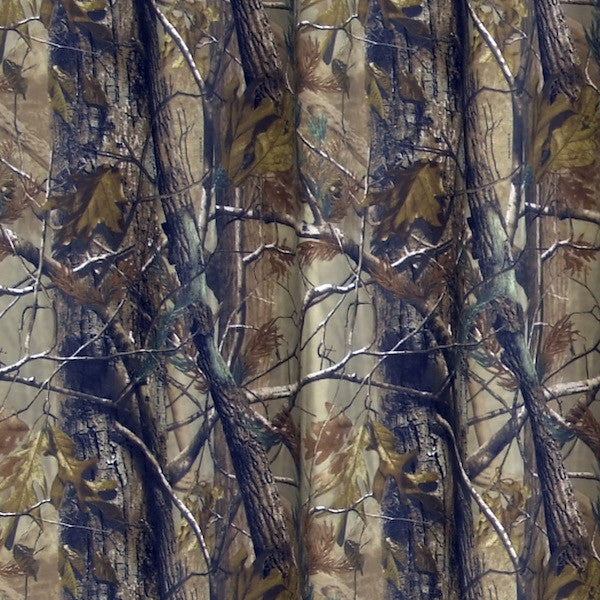 Realtree All Purpose Shower Curtain | The Cabin Shack