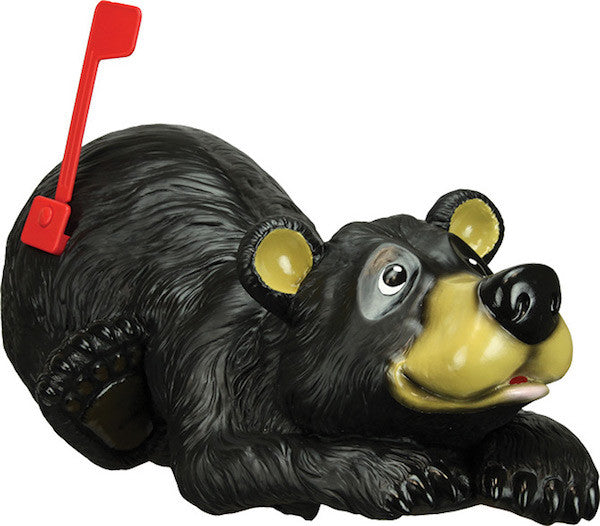 Black Bear Mailbox for the Cabin | The Cabin Shack