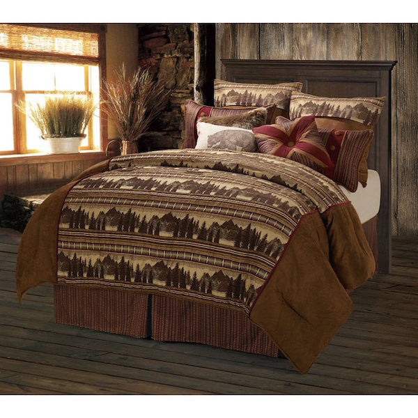 Briarcliff Rustic Bedding Collection | The Cabin Shack