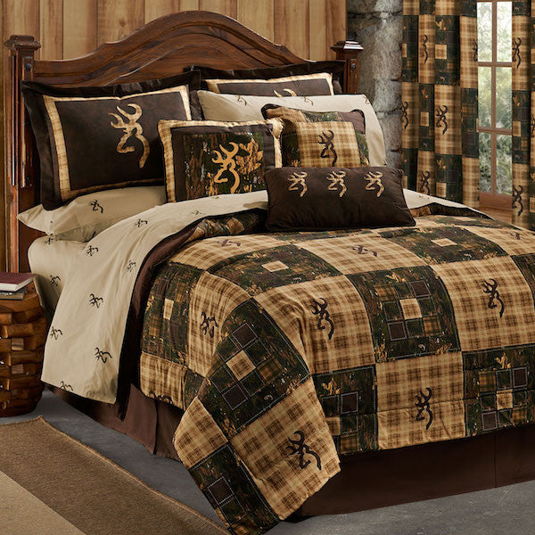 Browning Country Bedding | Cabin Bedding | The Cabin Shack