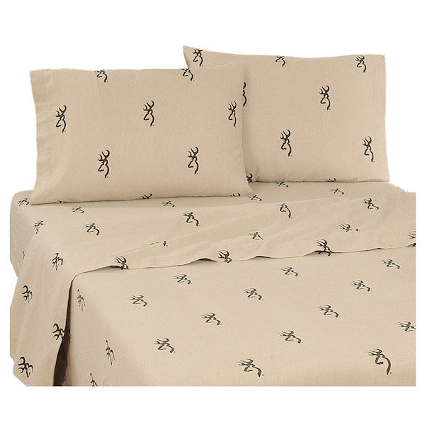Browning Country Bedding | Sheet Set | The Cabin Shack
