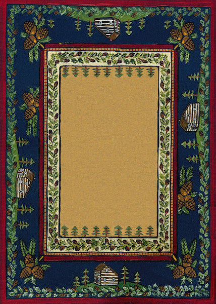 Pine Lane Rug Collection