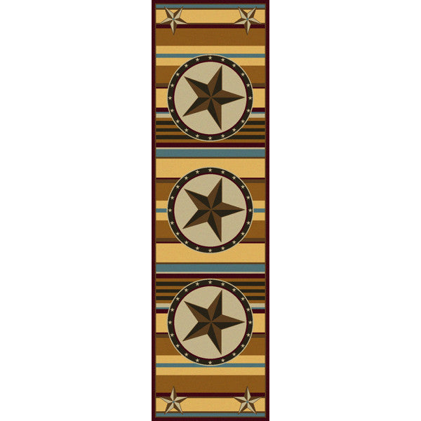 Southern Star Lodge Rug Collection