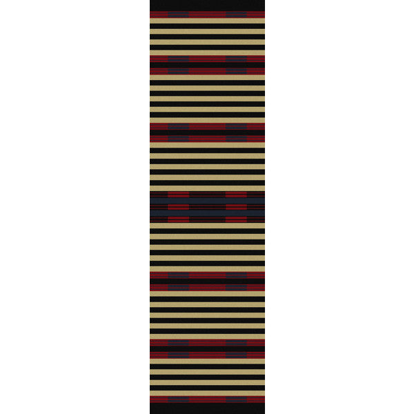 Southwest Stripe Rustic Lodge Rugs Runner | The Cabin Shack