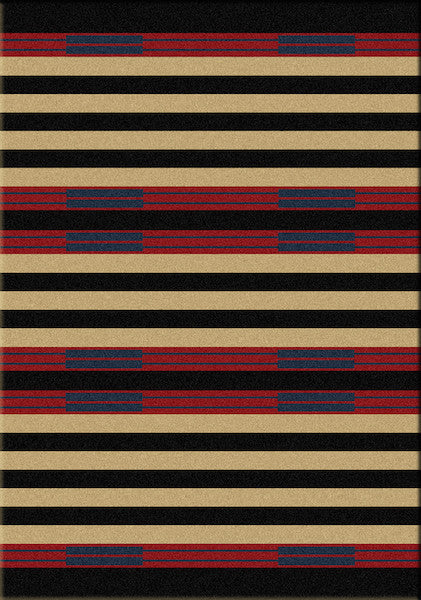 Southwest Stripe Rustic Lodge Rugs | The Cabin Shack