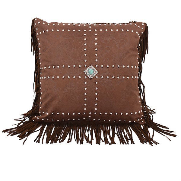 Southwest Studs Throw Pillow | The Cabin Shack