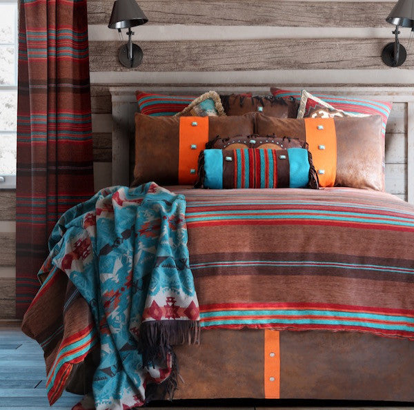Rustic Bedding | Canyon View Cabin Bedding | The Cabin Shack