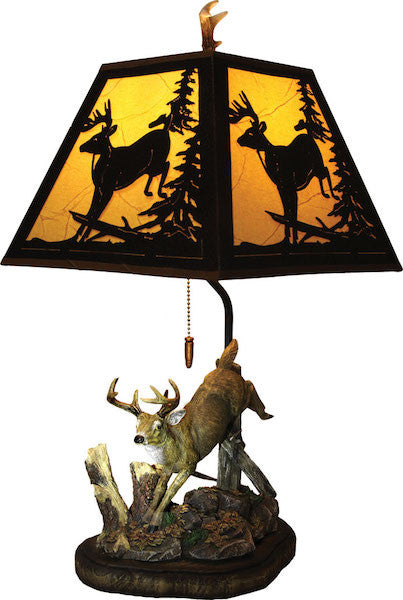 Dream Buck Table Lamp | The Cabin Shack