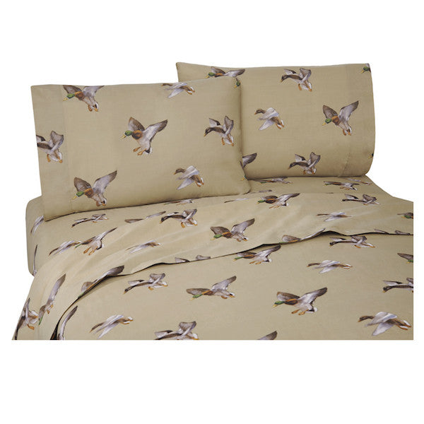 Duck Approach Sheet Set | The Cabin Shack