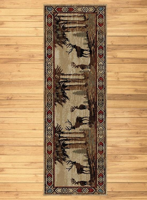 Elk Ridge Lane Rug | The Cabin Shack