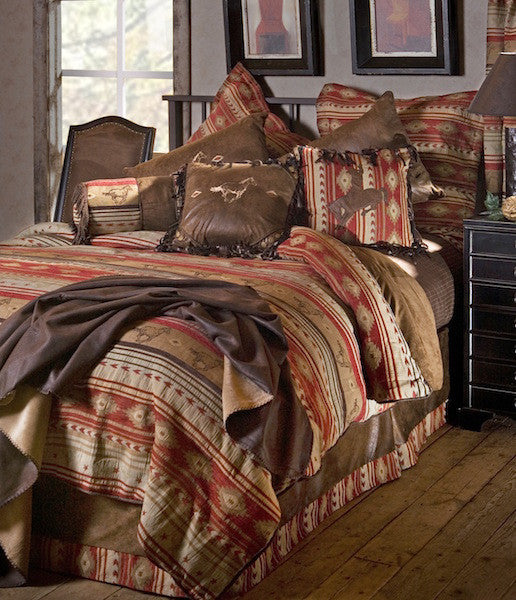 Rustic Bedding | Flying Horse by Carstens | The Cabin Shack