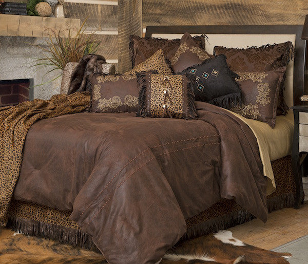 Cabin Bedding | Gold Rush by Carstens | The Cabin Shack