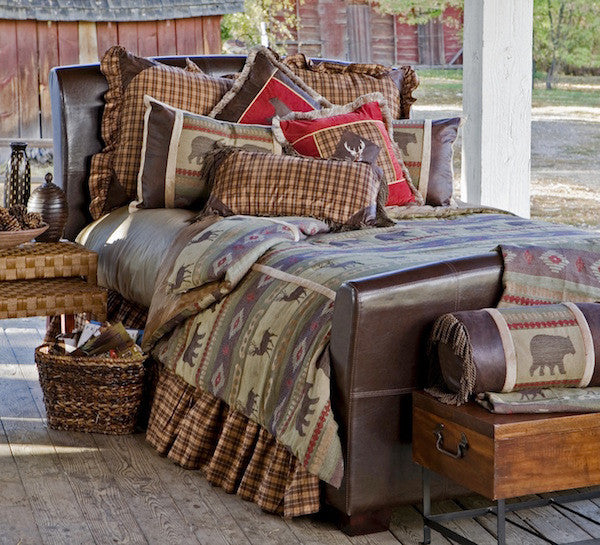 Cabin Bedding | Heartland by Carstens | The Cabin Shack