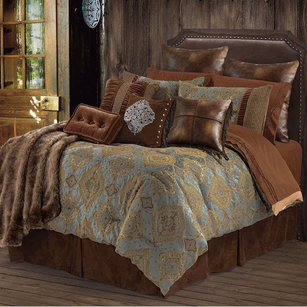 Bianca II Rustic Bedding Collection | The Cabin Shack