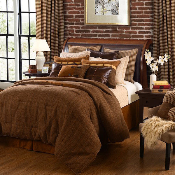Crestwood Rustic Bedding Collection | The Cabin Shack